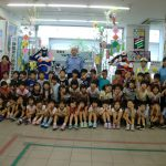 島田警察署で交通教室をしたよ
